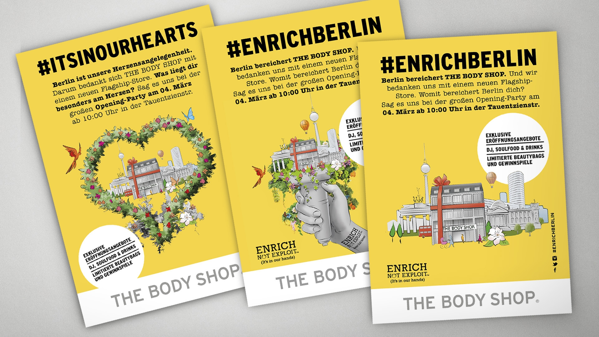 The Body Shop Berlin
