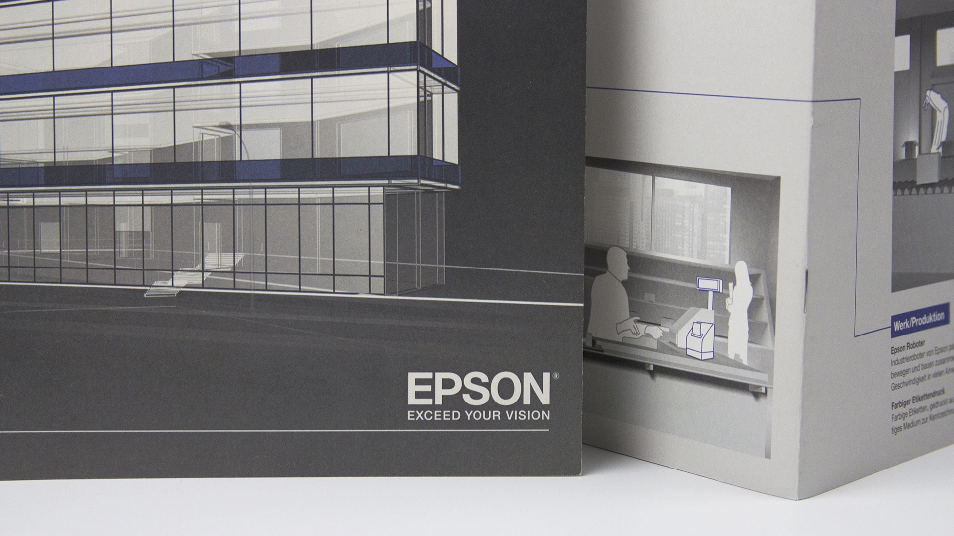 Epson exceed your vision Flyer