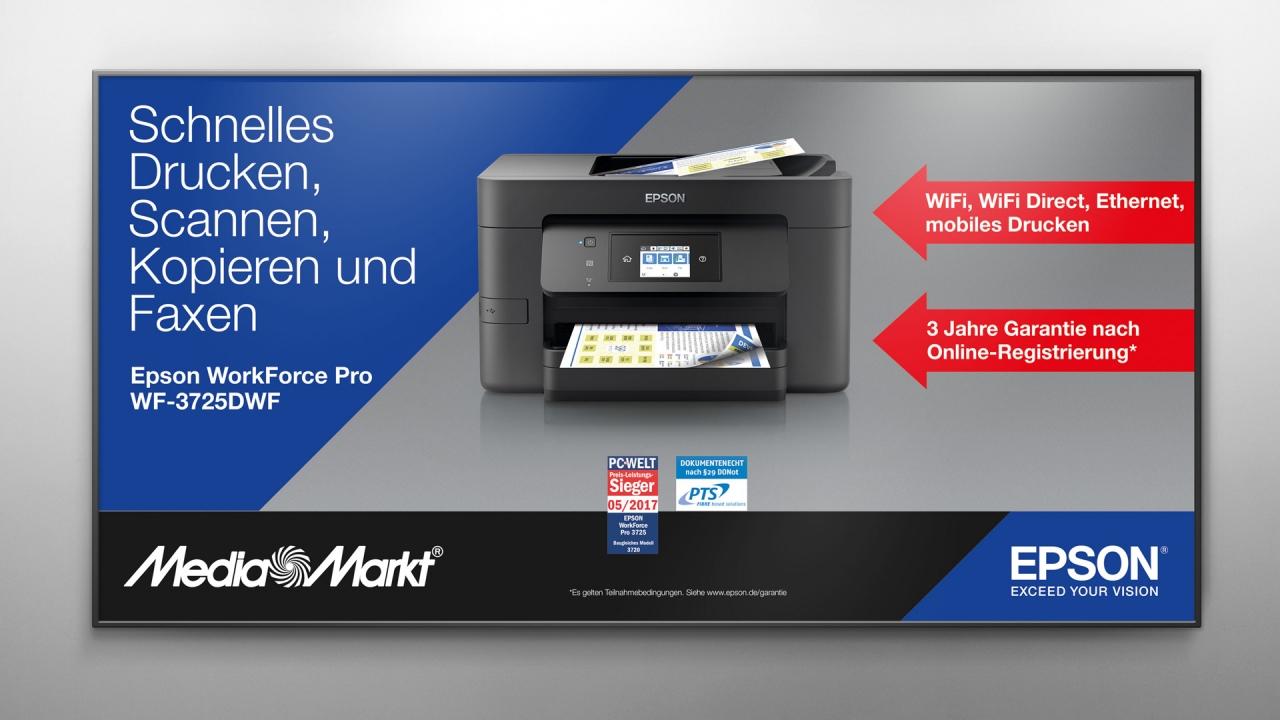 Epson Poster Media Markt