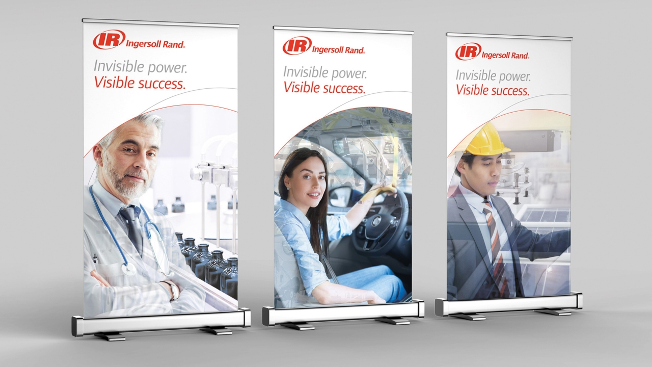 Roll-ups for Ingersoll Rand