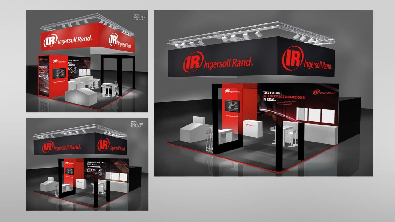 Ideal Standard Fair booth