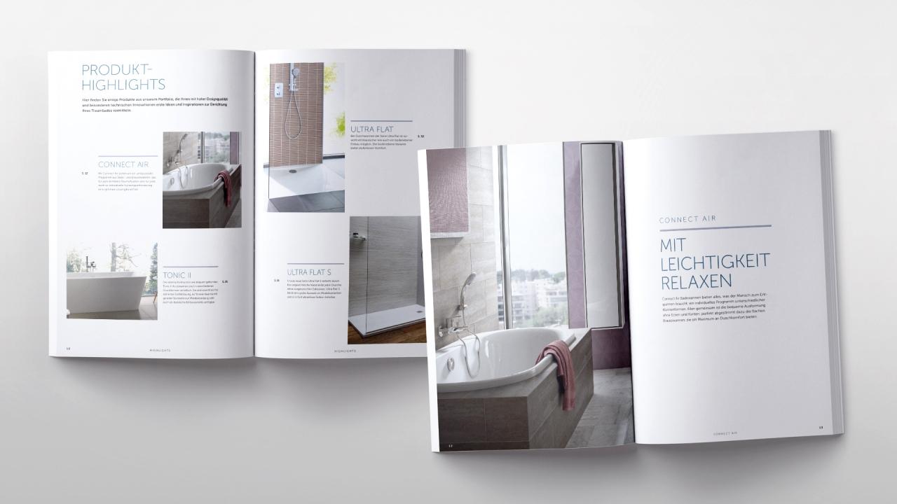 Ideal Standard brochure