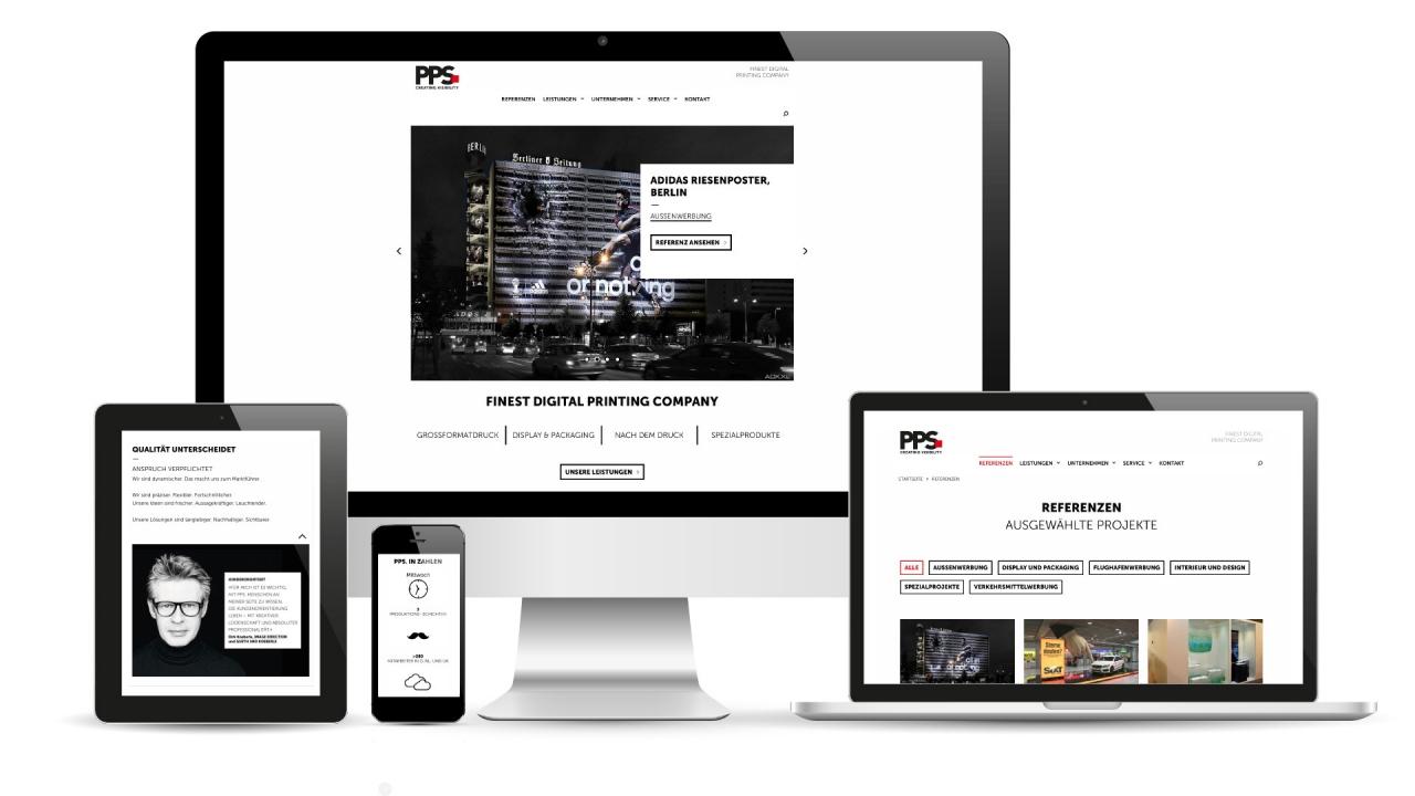 TYPO3 Website PPS. Imaging
