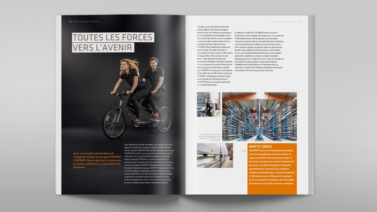 STAPPERT Image brochure