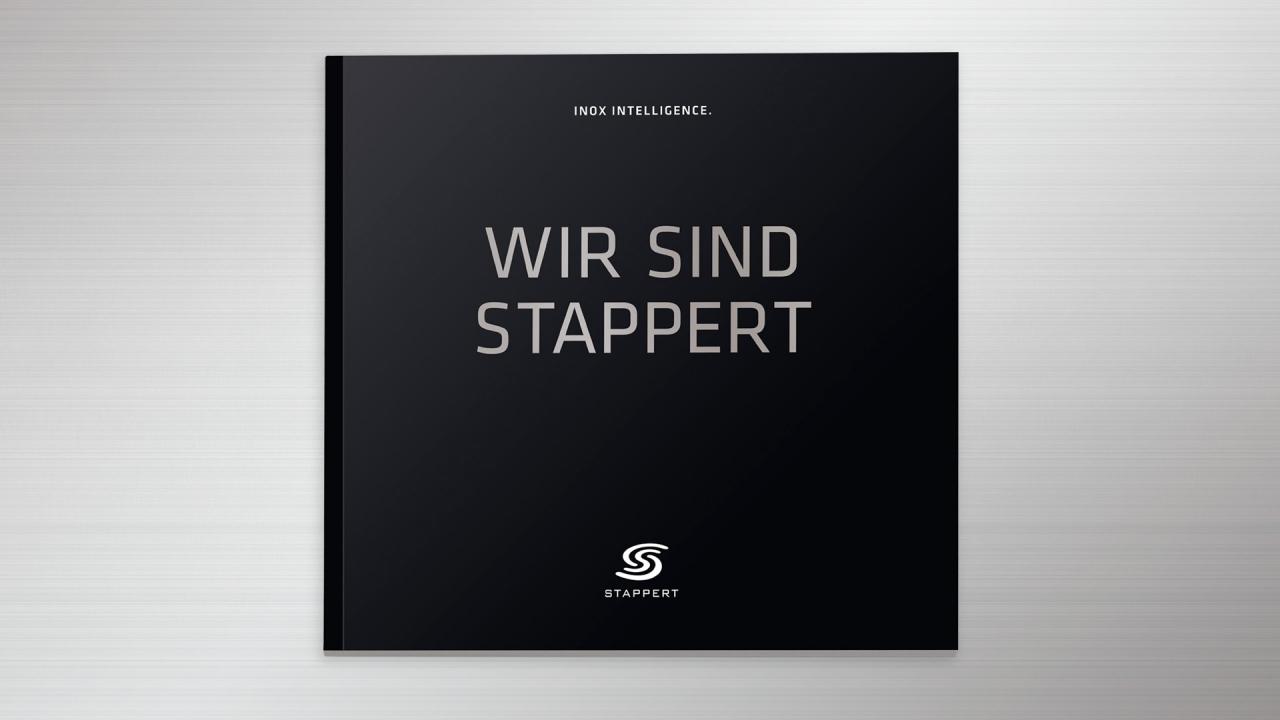 STAPPERT Brochure cover
