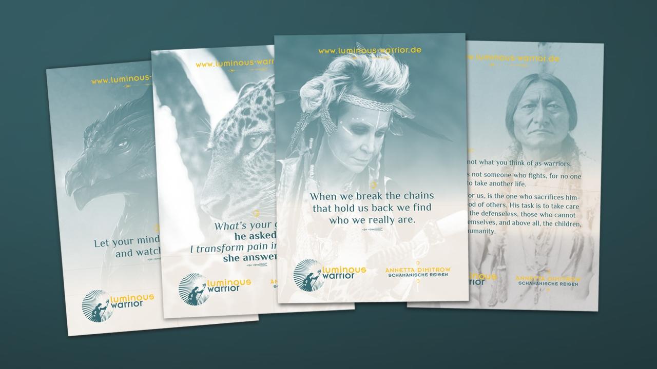 Luminous Warrior Branding & Marketing