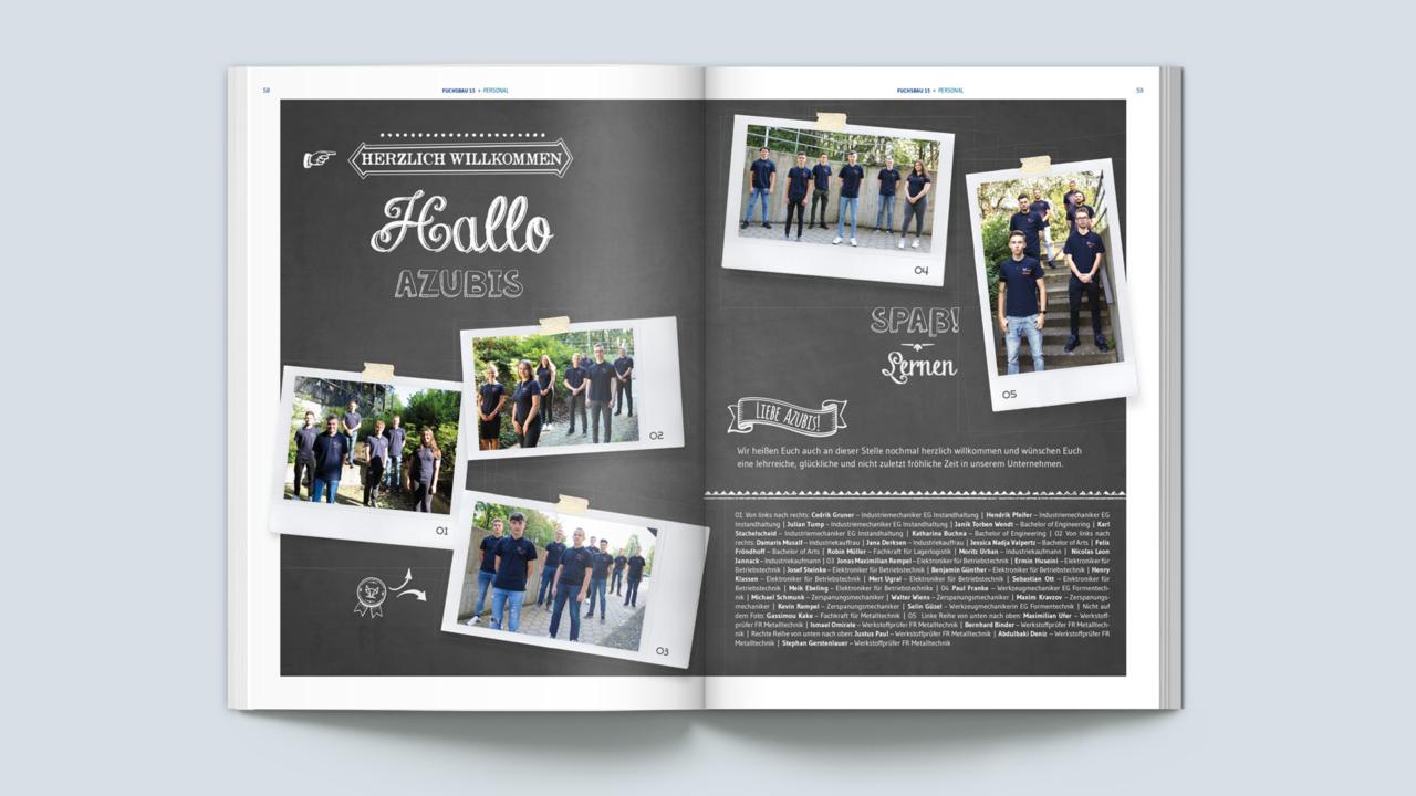 OTTO FUCHS – Fuchsbau Company Publication