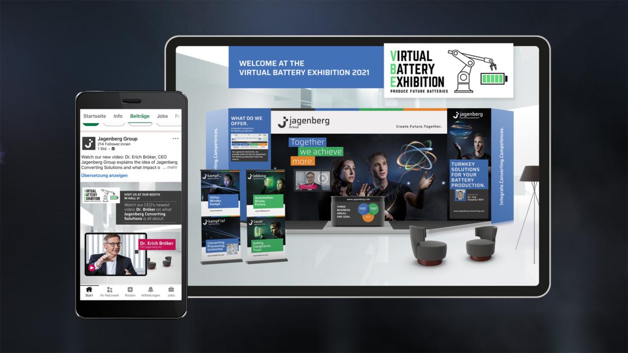 Jagenberg Group: Rebranding